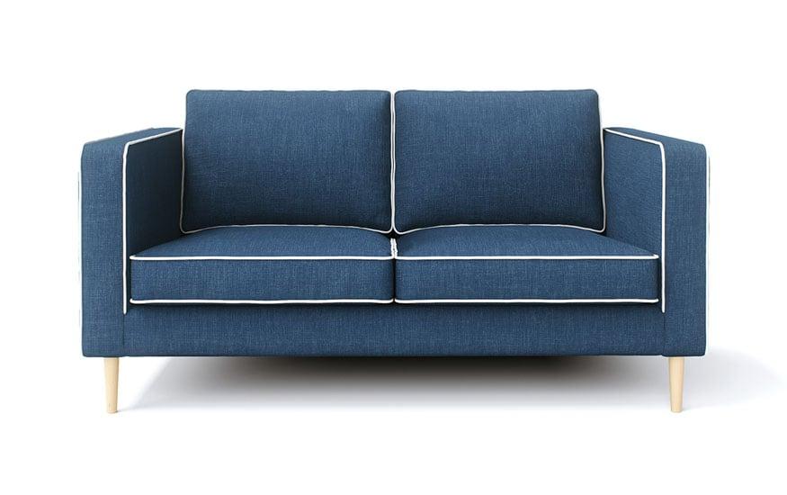 IKEA Karlstad 2 Seater in Kino Denim