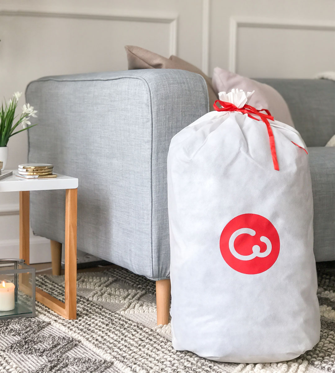 Comfort Works Slipcover Storage Bag