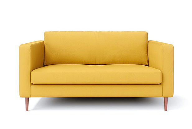 Shire Mustard Snug Fit Combined Seat Cushions