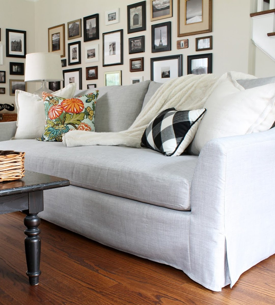Restoration Hardware Slipcovers | Comfort Works