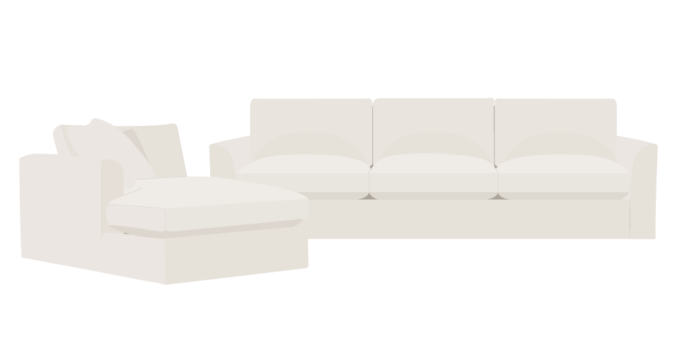 Rowe Darby Sofa Slipcovers
