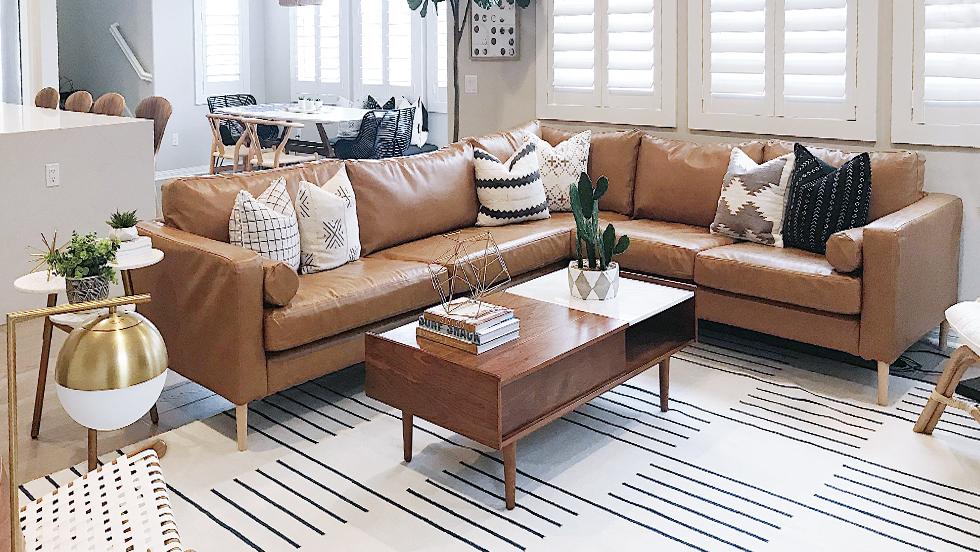 IKEA Stockholm 2017 Sofabezug Madison Rose Baumwolle