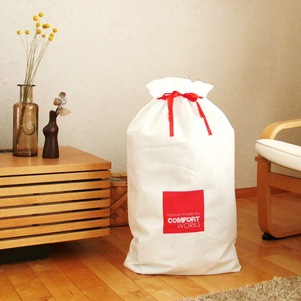 Comfort Works Packaging Bag