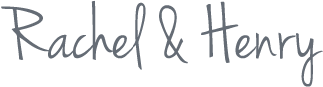 Henry and Rachel's Signature