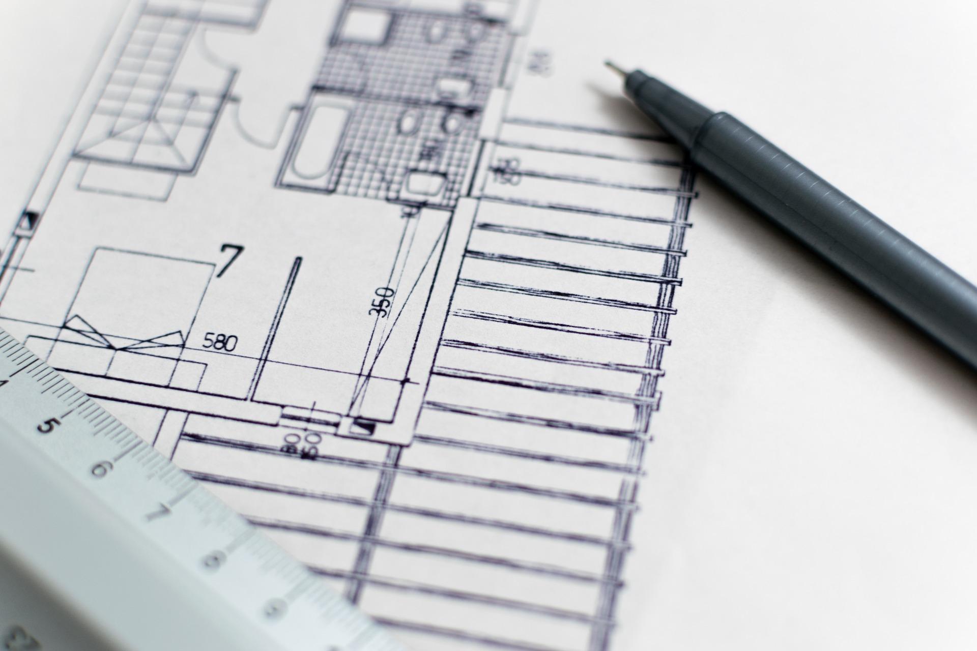 Interior Redesigners Blueprint