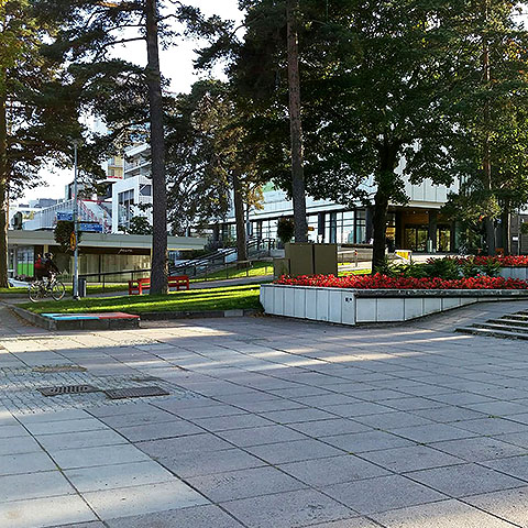 Tapiola in Espoo