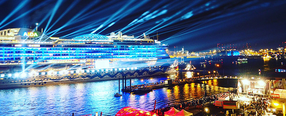 Beautiful Cruise on Elbe